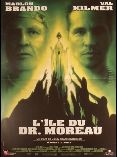 ILE DU DOCTEUR MOREAU (L') - THE ISLAND OF DR. MOREAU