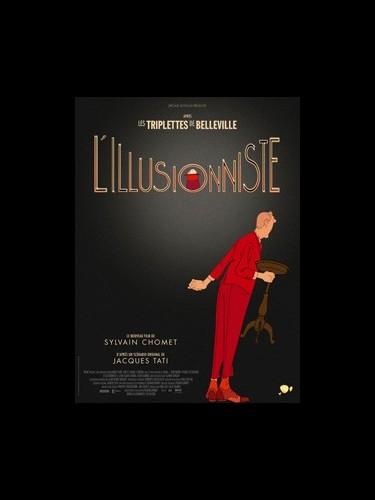 Affiche du film ILLUSIONISTE (L')