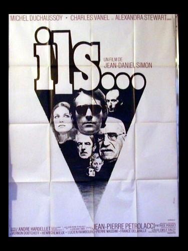 Affiche du film ILS… - THEM