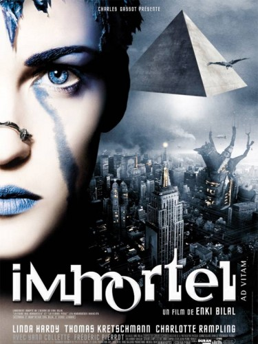 Affiche du film IMMORTEL