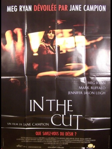 Affiche du film IN THE CUT