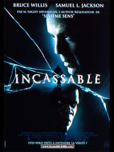 INCASSABLE - UNBREAKABLE