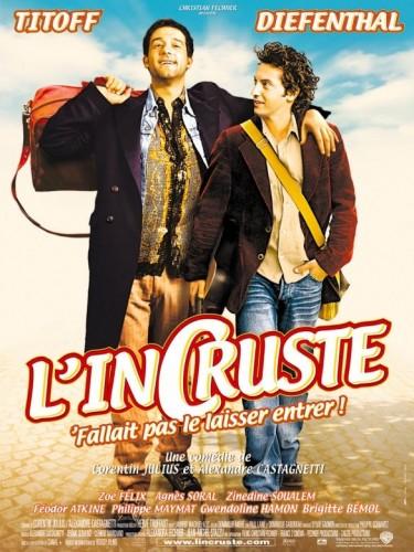 Affiche du film INCRUSTE ('L)