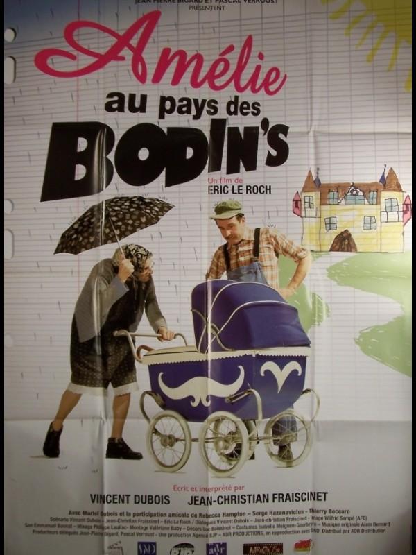Affiche du film AMELIE AU PAYS DES BODIN'S