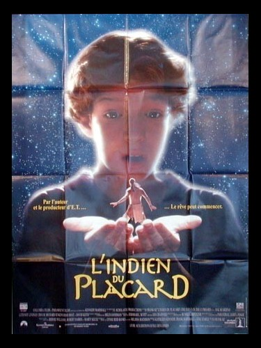 Affiche du film INDIEN DU PLACARD (L') - INDIAN IN THE CUPBOARD (THE)