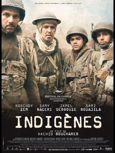 Affiche du film INDIGENES
