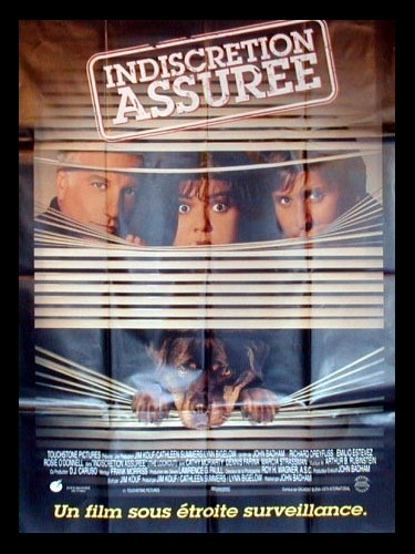 Affiche du film INDISCRETION ASSUREE - ANOTHER STAKEOUT