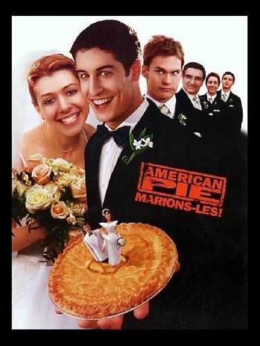 Affiche du film AMERCIAN PIE : MARIONS LES