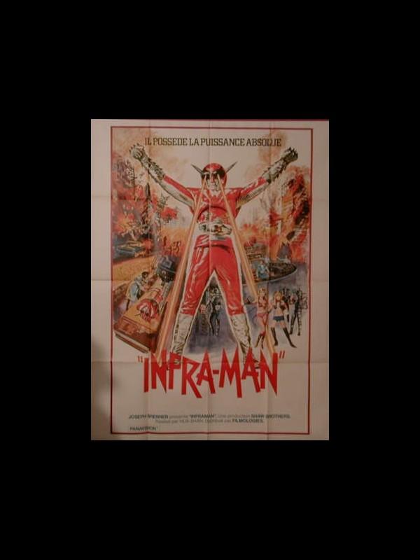 Affiche du film INFRAMAN