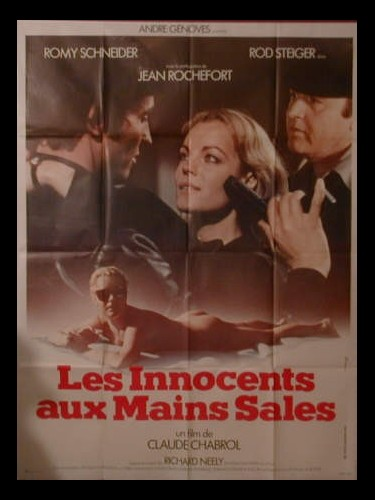 Affiche du film INNOCENTS AU MAINS SALES (LES)