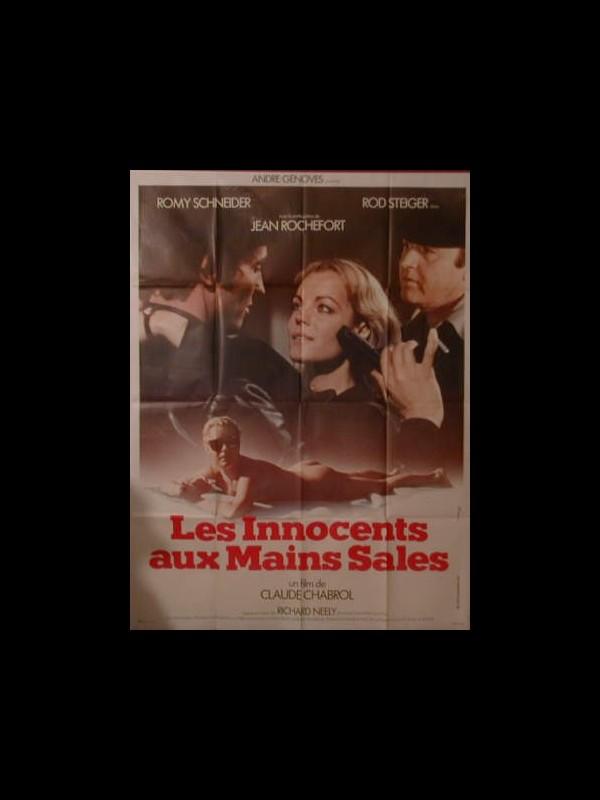 Affiche du film INNOCENTS AU MAINS SALES (LES)