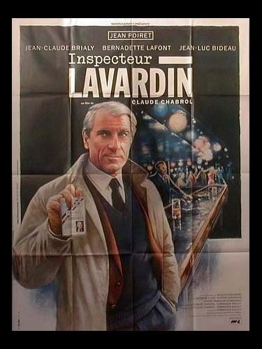 Affiche du film INSPECTEUR LAVARDIN
