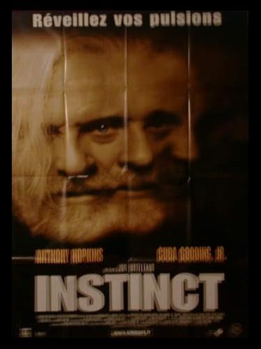 Affiche du film INSTINCT