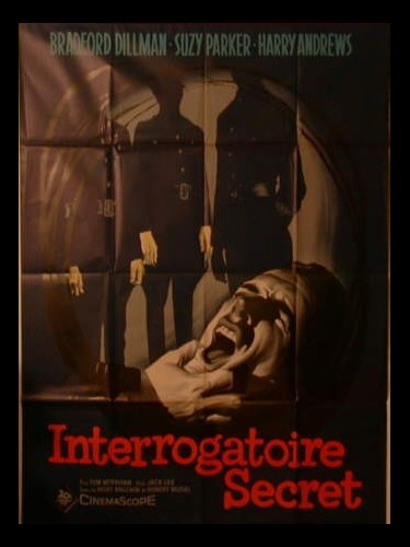 Affiche du film INTERROGATOIRE SECRET - CIRCLE OF DECEPTION