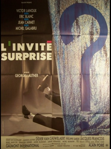 Affiche du film INVITE SURPRISE (L')