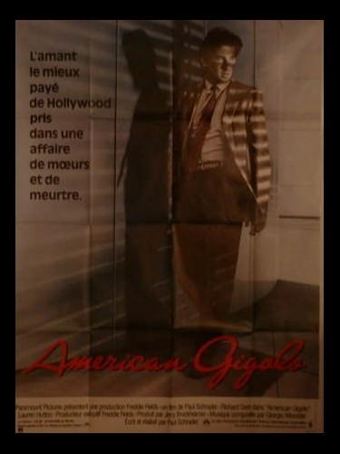 Affiche du film AMERICAN GIGOLO - AMERICAN GIGOLO
