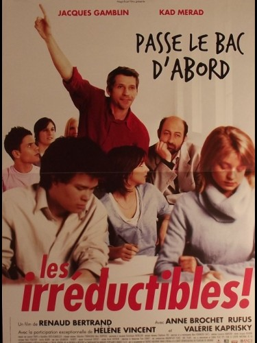 Affiche du film IRREDUCTIBLES (LES)