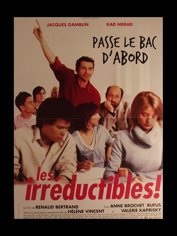 Affiche du film IRREDUCTIBLES (LES)