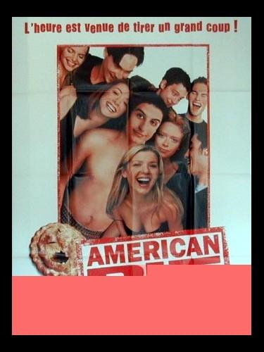 Affiche du film AMERICAN PIE
