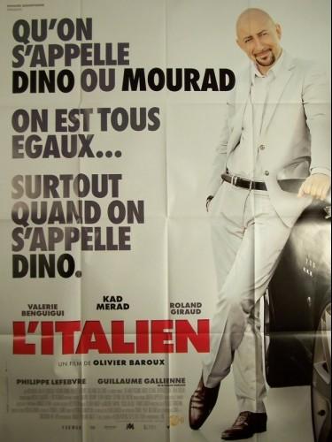 Affiche du film ITALIEN (L')