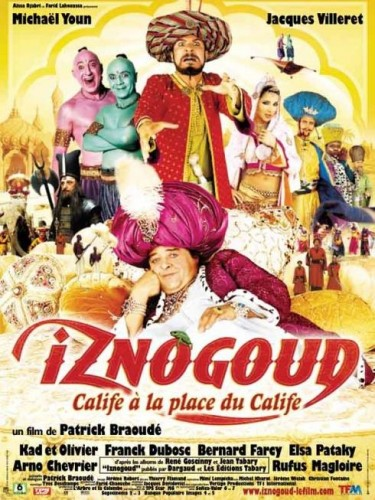 Affiche du film IZNOGOUD