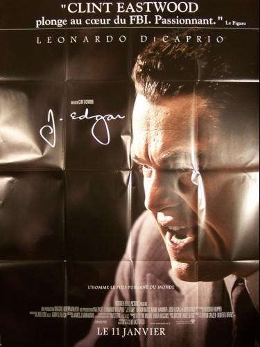 Affiche du film J. EDGARD