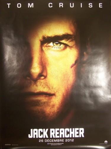 Affiche du film JACK REACHER (AFFICHE ROULÉE)