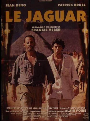 Affiche du film JAGUAR (LE)