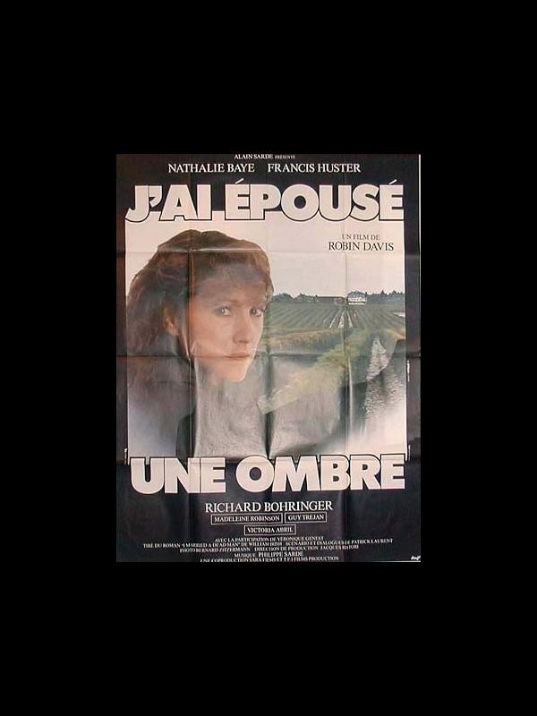 Affiche du film J'AI EPOUSE UNE OMBRE