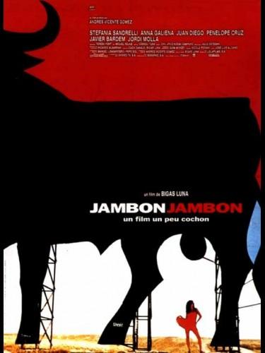 Affiche du film JAMBON JAMBON - JAMON JAMON