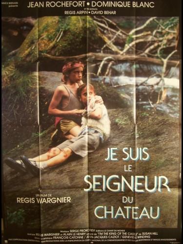 Affiche du film JE SUIS LE SEIGNEUR DU CHÂTEAU