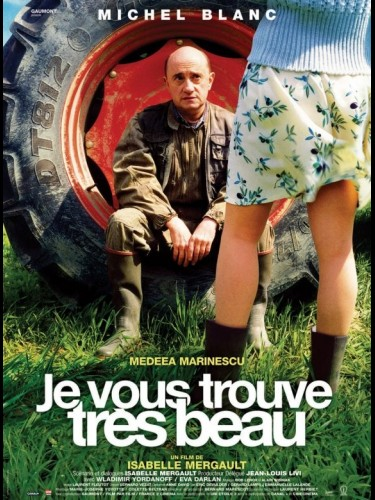 Affiche du film JE VOUS TROUVE TRES BEAU