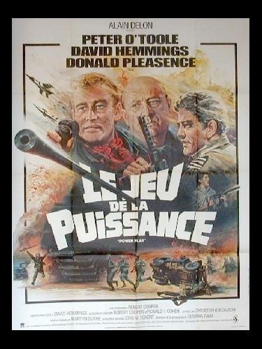 Affiche du film JEU DE LA PUISSANCE (LE)