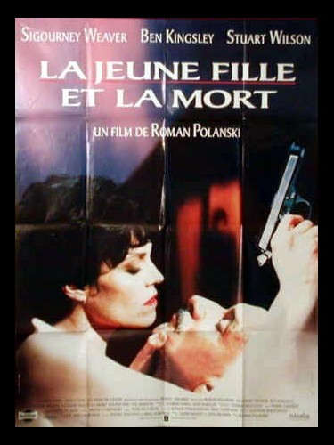 Affiche du film JEUNE FILLE ET LA MORT (LA) - DEATH AND THE MAIDEN