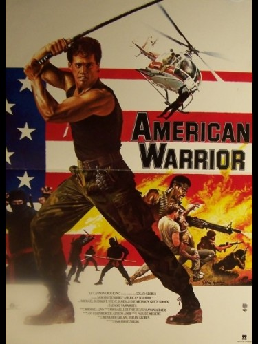 Affiche du film AMERICAN WARRIORS