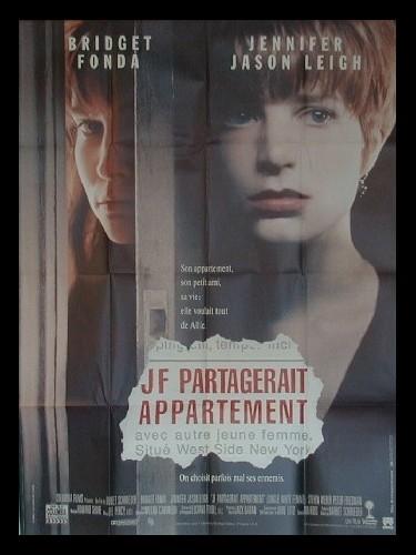 Affiche du film JF PARTAGERAIT APPARTEMENT