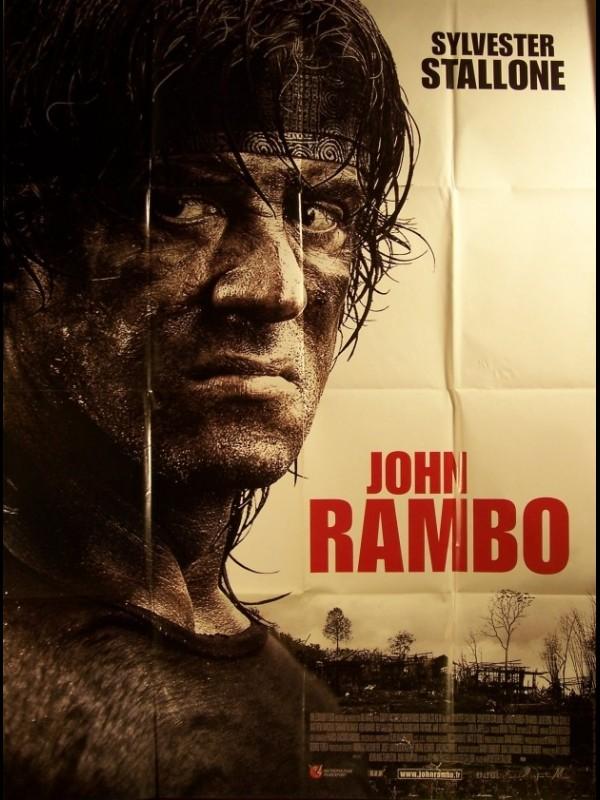 Affiche du film JOHN RAMBO - RAMBO