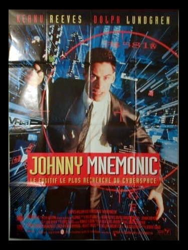 Affiche du film JOHNNY MNEMONIC