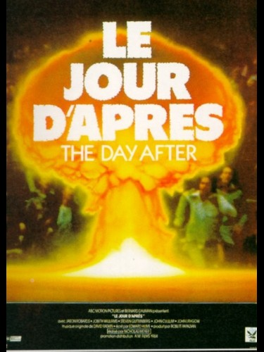 Affiche du film JOUR D'APRES (LE) - DAY AFTER (THE)