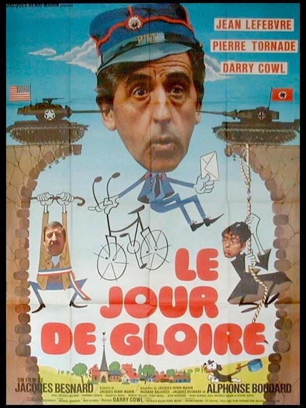 Affiche du film JOUR DE GLOIRE (LE)
