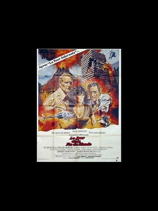 Affiche du film JOUR DE LA FIN DU MONDE (LE) - WHEN TIME RAN OUT