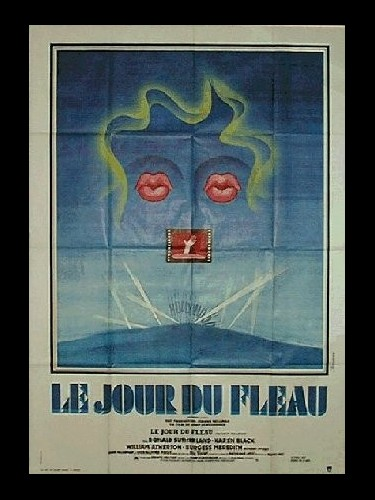 Affiche du film JOUR DU FLEAU (LE) - THE DAY OF THE LOCUST