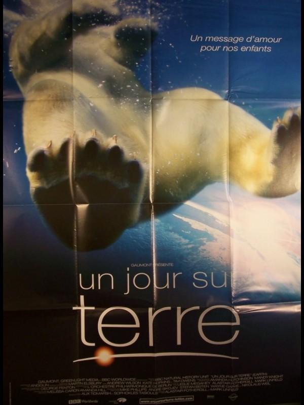 Affiche du film JOUR SUR TERRE (UN) - EARTH