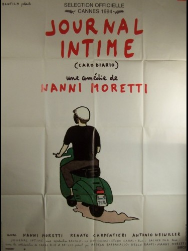 Affiche du film JOURNAL INTIME - CARO DIARIO