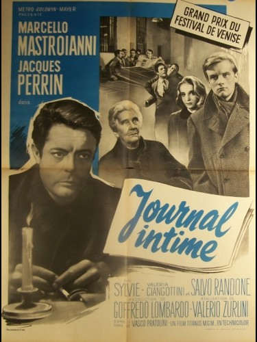 Affiche du film JOURNAL INTIME - CRONACA FAMILIARE