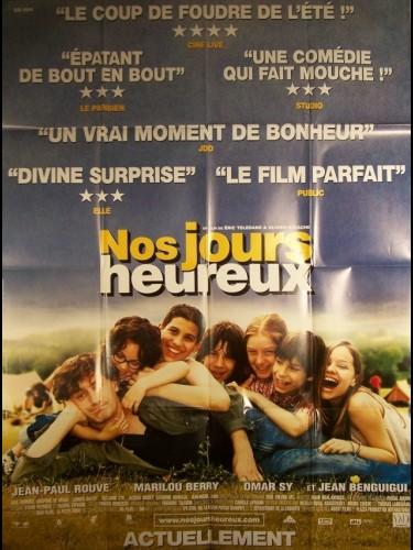 Affiche du film JOURS HEUREUX (NOS) (PREVENTIVE)