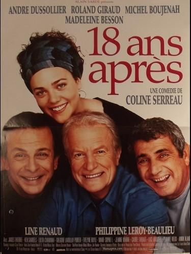 Affiche du film 18 ANS APRES