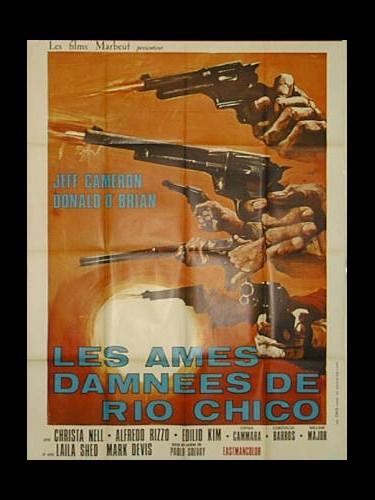 Affiche du film AMES DAMNEES DE RIO CHICO(LES)