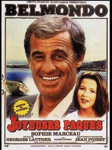 Affiche du film JOYEUSES PAQUES