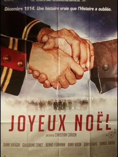 Affiche du film JOYEUX NOEL